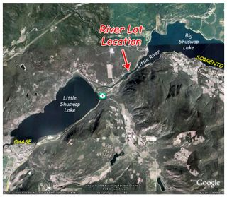 Photo 2: 181 12 Little Shuswap Lake Road in Chase: Little Shuswap River Vacant Land for sale : MLS®# 137093