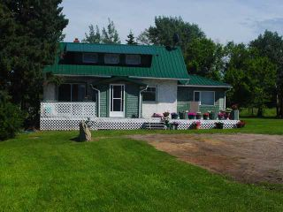 Photo 1: Range Road 41: Rural Mountain View County House for sale : MLS®# C3641299