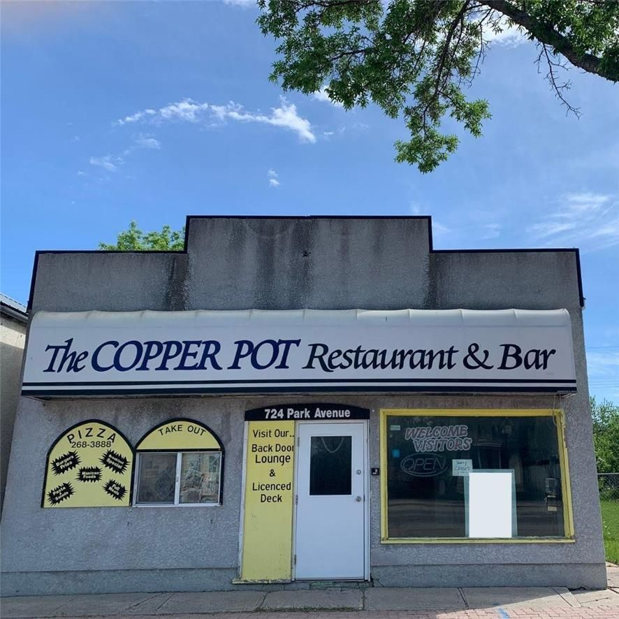 Main Photo: 724 PARK Avenue in Beausejour: Retail for sale : MLS®# 202113948
