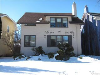 Photo 1: 251 Niagara Street in Winnipeg: River Heights North Residential for sale (1C)  : MLS®# 1703816