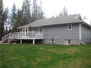 Photo 3: 8715 COLUMBIA RD in Prince George: Pineview House for sale (PG Rural South (Zone 78))  : MLS®# N200878