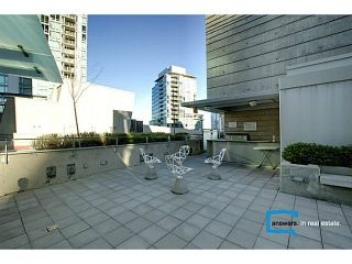 Photo 16: # 601 1499 W PENDER ST in Vancouver: Coal Harbour Condo for sale (Vancouver West)  : MLS®# V1048656
