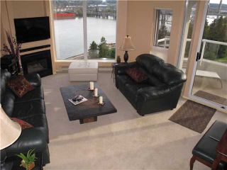 Photo 2: 1701 69 JAMIESON Court in New Westminster: Fraserview NW Condo for sale : MLS®# V1030926