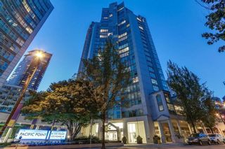 "Photo 11: 1107 1323 HOMER Street in Vancouver: Yaletown Condo for sale in ""PACIFIC POINT"" (Vancouver West)  : MLS®# R2386198"