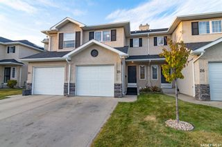 Main Photo: 25 2400 Tell Place in Regina: River Bend Residential for sale : MLS®# SK874631