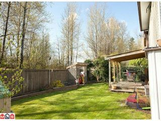 """Photo 1: 3259 268TH ST in Langley: Aldergrove Langley House for sale in """"Parkside"""" : MLS®# F1105855"""