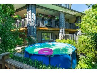 """Photo 36: 185 18701 66 Avenue in Surrey: Cloverdale BC Townhouse for sale in """"ENCORE at HILLCREST"""" (Cloverdale)  : MLS®# R2495999"""