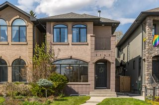 Main Photo: 2140 7 Avenue NW in Calgary: West Hillhurst Semi Detached for sale : MLS®# A1108142