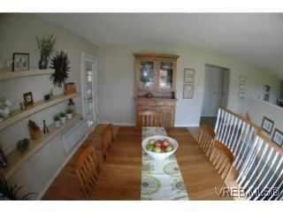 Photo 8: 7956 Arthur Dr in SAANICHTON: CS Turgoose House for sale (Central Saanich)  : MLS®# 535828