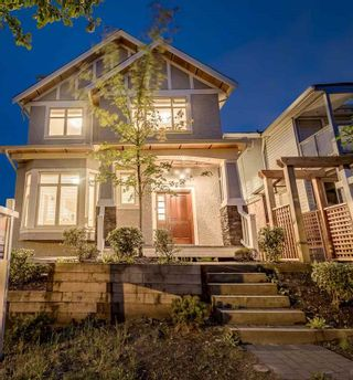 Photo 1: 1382 E 17TH Avenue in Vancouver: Knight 1/2 Duplex for sale (Vancouver East)  : MLS®# R2115245