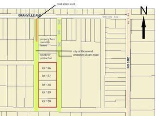 Main Photo: LOT 128 GRANVILLE Avenue in Richmond: McLennan Land for sale : MLS®# R2590584