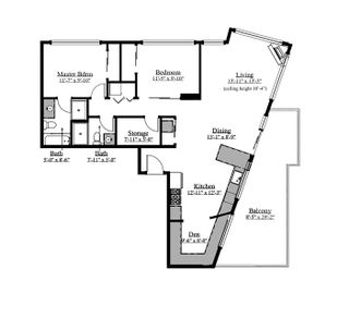 """Photo 35: 3201 1199 SEYMOUR Street in Vancouver: Downtown VW Condo for sale in """"BRAVA"""" (Vancouver West)  : MLS®# R2462993"""
