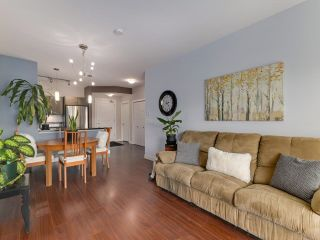"""Photo 8: 320 20219 54A Avenue in Langley: Langley City Condo for sale in """"Suede Living"""" : MLS®# R2602848"""
