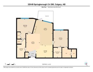 Photo 21: 328 69 Springborough Court SW in Calgary: Springbank Hill Apartment for sale : MLS®# A1124627