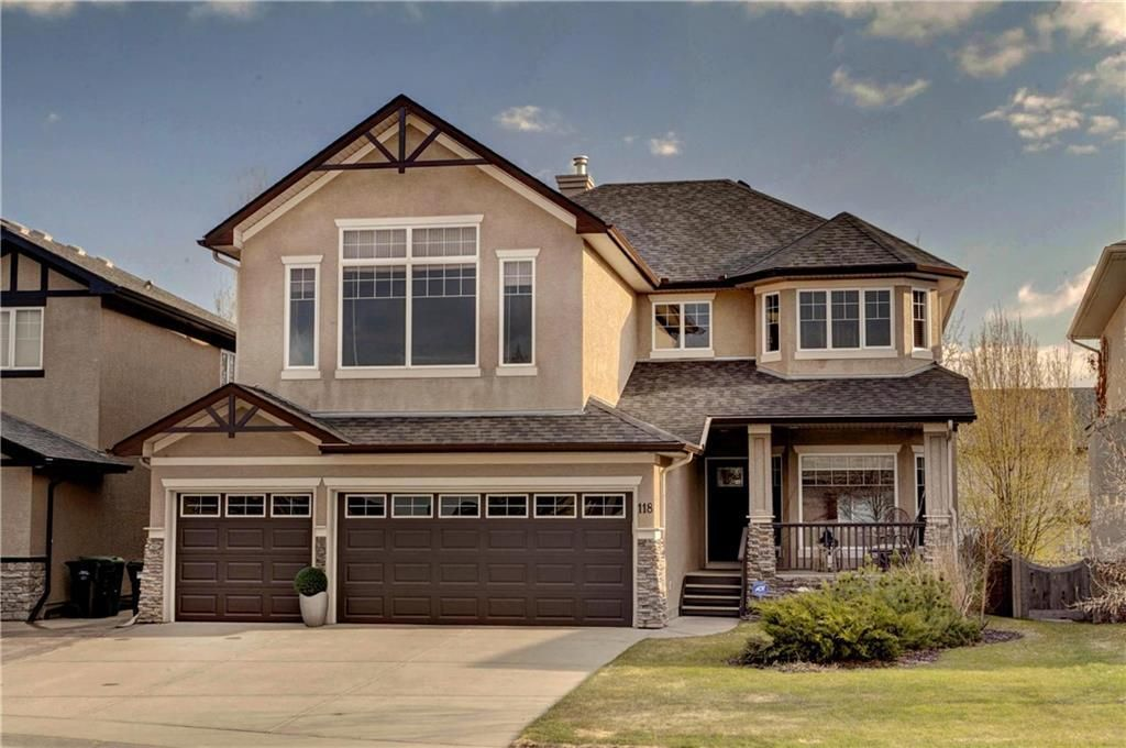 Main Photo: 118 CHAPALA Close SE in Calgary: Chaparral Detached for sale : MLS®# C4255921