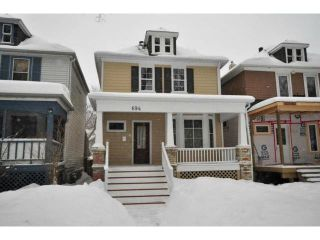 Photo 1: 694 Warsaw Avenue in WINNIPEG: Fort Rouge / Crescentwood / Riverview Residential for sale (South Winnipeg)  : MLS®# 1304348