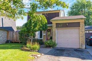 Main Photo: 27 Ivanic Court in Whitby: Pringle Creek House (2-Storey) for sale : MLS®# E5384122