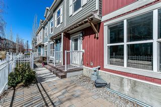 Photo 23: 1020 10 Auburn Bay Avenue SE in Calgary: Auburn Bay Row/Townhouse for sale : MLS®# A1095152