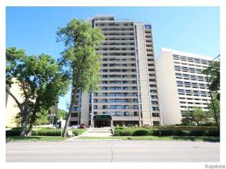 Photo 1: 323 Wellington Crescent in WINNIPEG: Fort Rouge / Crescentwood / Riverview Condominium for sale (South Winnipeg)  : MLS®# 1530275