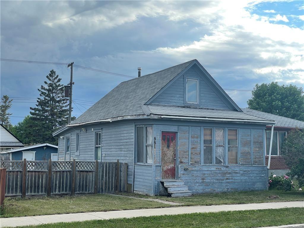 Main Photo: 881 McCalman Avenue in Winnipeg: East Elmwood Residential for sale (3B)  : MLS®# 202115081