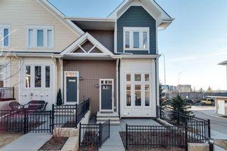 Main Photo: 1402 Auburn Bay Square SE in Calgary: Auburn Bay Row/Townhouse for sale : MLS®# A1103124