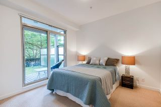 Photo 7: 111 101 MORRISSEY ROAD in Port Moody: Port Moody Centre Condo for sale : MLS®# R2410630