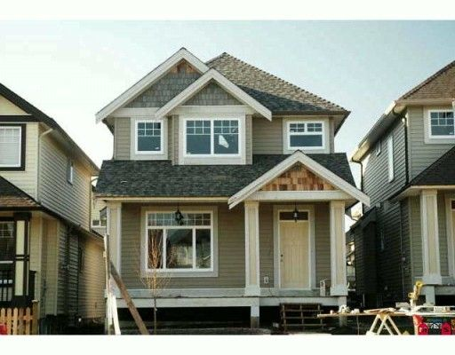 Main Photo: 6983 196TH ST in Cloverdale: Clayton House for sale : MLS®# F1002507