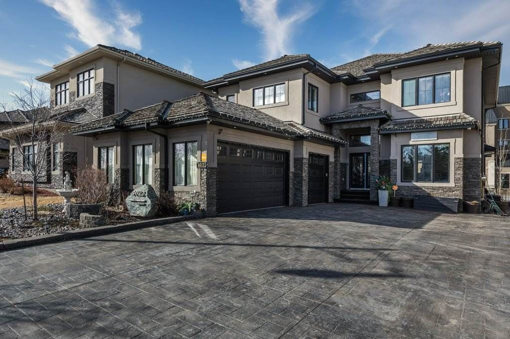 Main Photo: 4012 MACTAGGART Drive in Edmonton: Zone 14 House for sale : MLS®# E4236735