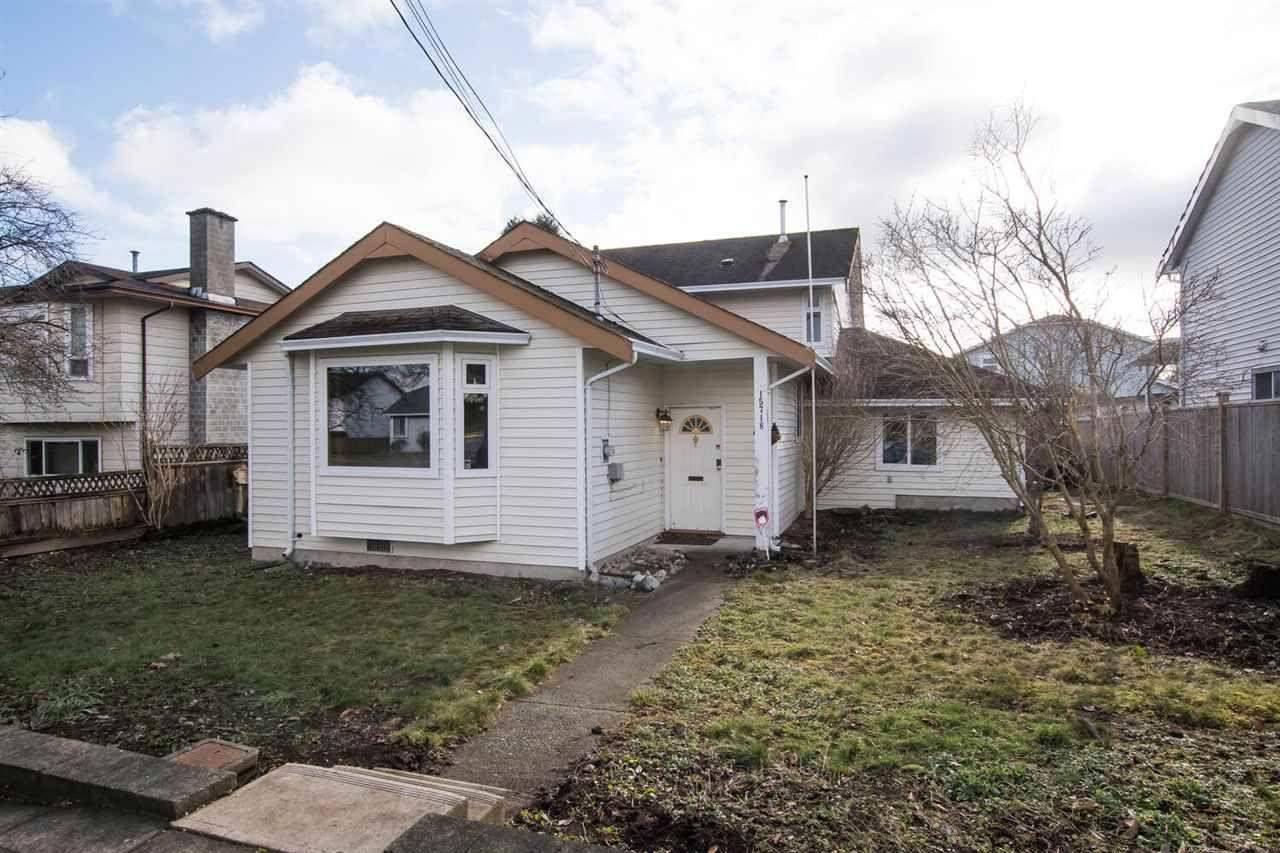 Main Photo: 15718 96 Avenue in Surrey: Fleetwood Tynehead House for sale : MLS®# R2533752