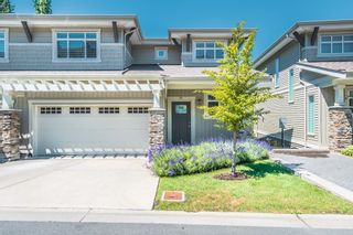 """Photo 2: 51 34230 ELMWOOD Drive in Abbotsford: Abbotsford East Townhouse for sale in """"TEN OAKS"""" : MLS®# R2597148"""
