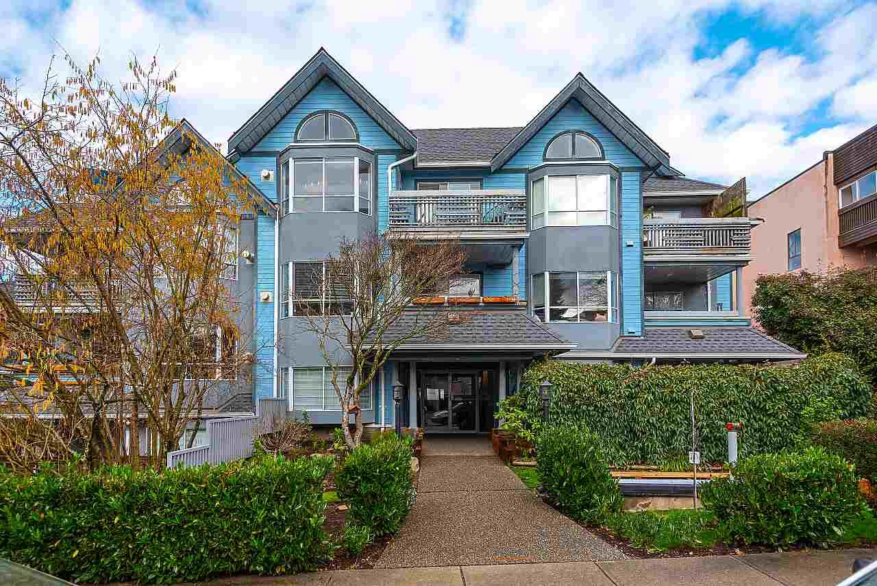 Main Photo: 405 1729 E GEORGIA Street in Vancouver: Hastings Condo for sale (Vancouver East)  : MLS®# R2545940