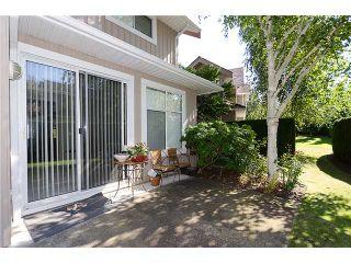 """Photo 9: 95 3555 WESTMINSTER Highway in Richmond: Terra Nova Townhouse for sale in """"SONOMA"""" : MLS®# V901887"""