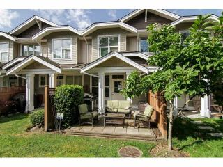 """Photo 20: 52 20460 66TH Avenue in Langley: Willoughby Heights Townhouse for sale in """"WILLOWS EDGE"""" : MLS®# F1418966"""