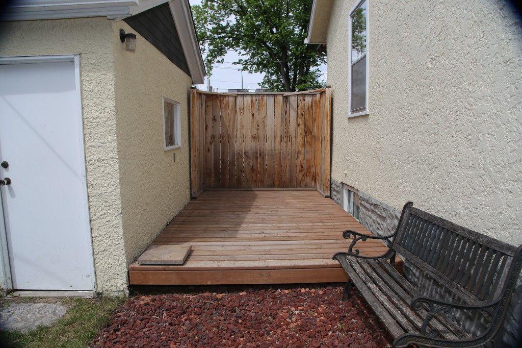 Photo 33: Photos: 228 Lenore Street in Winnipeg: Wolseley Single Family Detached for sale (West Winnipeg)  : MLS®# 1413025