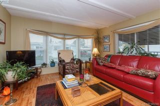 Photo 3: 15 1498 Admirals Rd in VICTORIA: VR Glentana Manufactured Home for sale (View Royal)  : MLS®# 775106