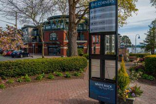 """Photo 1: 105 15210 PACIFIC Avenue: White Rock Condo for sale in """"Ocean Ridge"""" (South Surrey White Rock)  : MLS®# R2376269"""