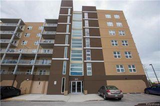 Photo 1: 510 60 Shore Street in Winnipeg: Fairfield Park Condominium for sale (1S)  : MLS®# 1723386