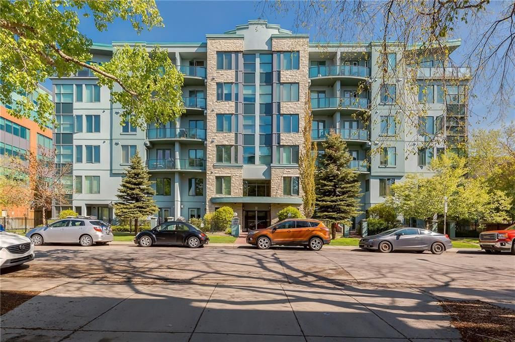Main Photo: 410 328 21 Avenue SW in Calgary: Mission Apartment for sale : MLS®# C4246174