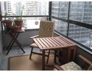 """Photo 5: 1505 1060 ALBERNI Street in Vancouver: West End VW Condo for sale in """"THE CARLYLE"""" (Vancouver West)  : MLS®# V759388"""