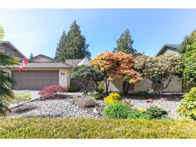 Main Photo: 983 51A ST in Tsawwassen: Tsawwassen Central House for sale : MLS®# V1115890
