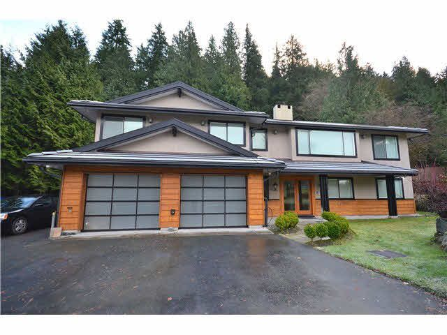 Main Photo: 3580 MAIN AVENUE in : Belcarra House for sale : MLS®# V1043979