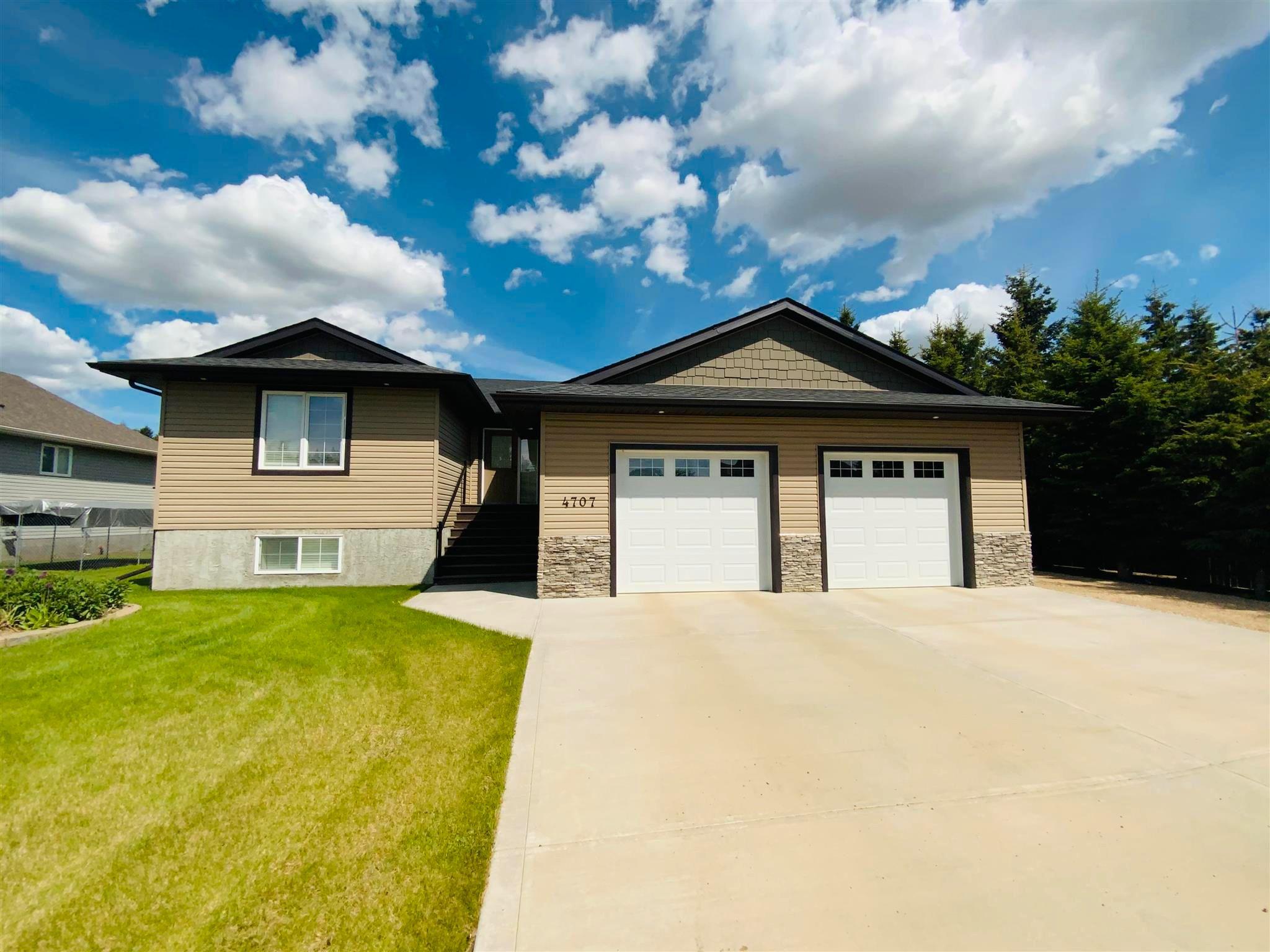 Main Photo: 4707 62 Street: Wetaskiwin House for sale : MLS®# E4227723