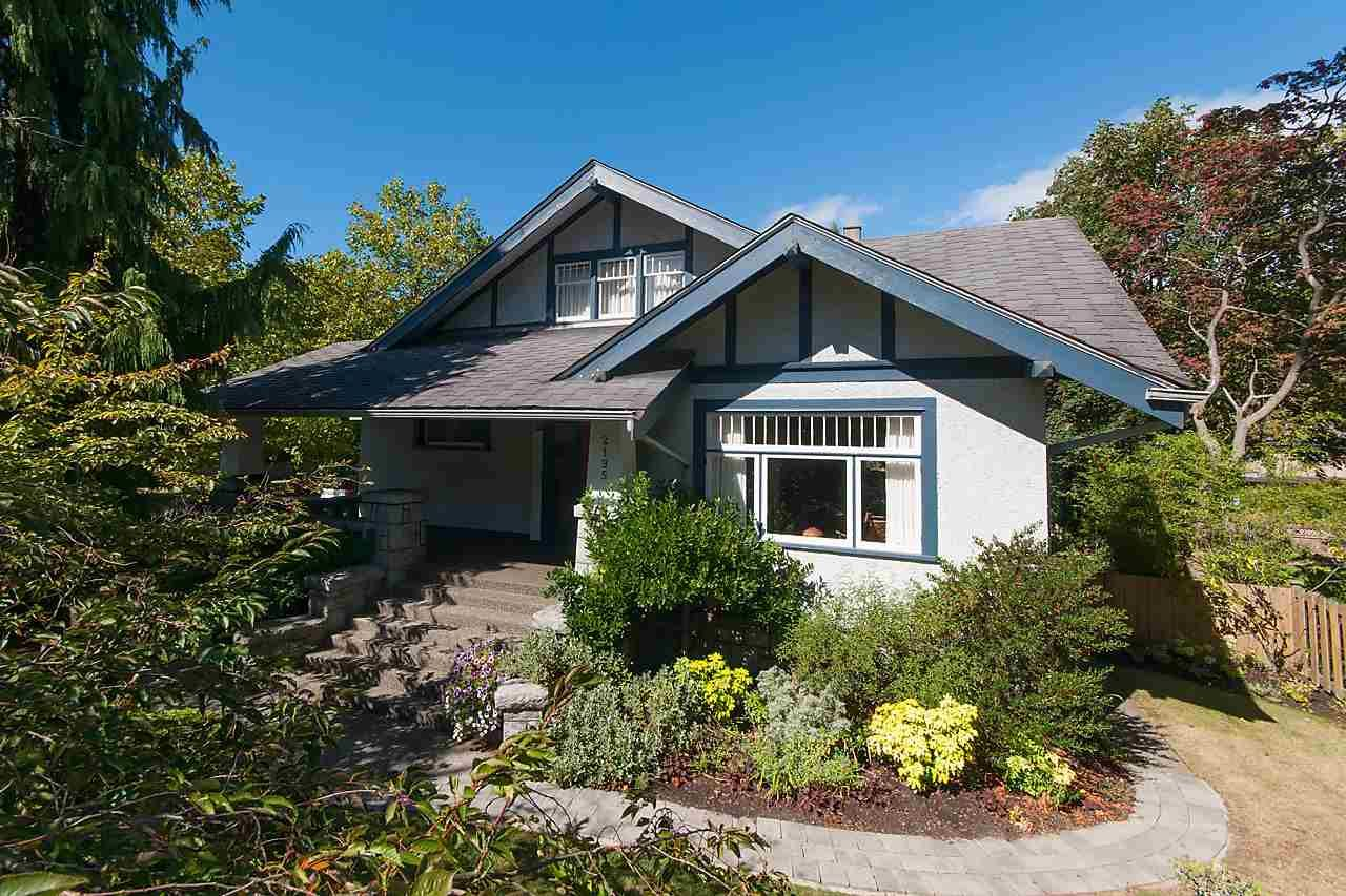 Main Photo: 2195 W 37TH Avenue in Vancouver: Quilchena House for sale (Vancouver West)  : MLS®# R2107146