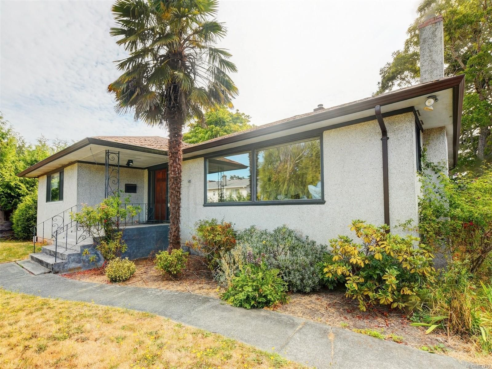 Main Photo: 4311 Tyndall Ave in : SE Gordon Head House for sale (Saanich East)  : MLS®# 883339
