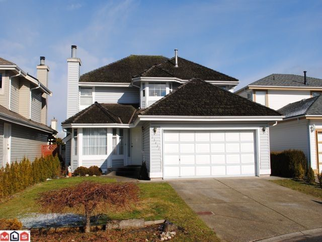 """Main Photo: 15437 90A Avenue in Surrey: Fleetwood Tynehead House for sale in """"BERKSHIRE PARK"""" : MLS®# F1104827"""