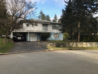 Main Photo: 1990 DUNROBIN Crescent in North Vancouver: Blueridge NV House for sale : MLS®# R2334441
