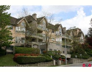 """Photo 1: 308 34101 OLD YALE Road in Abbotsford: Central Abbotsford Condo for sale in """"YALE TERRACE"""" : MLS®# F2908815"""