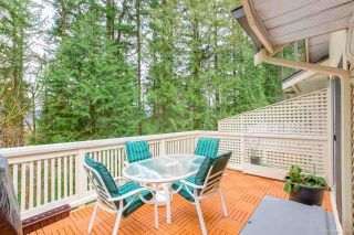 """Photo 19: 140 101 PARKSIDE Drive in Port Moody: Heritage Mountain Townhouse for sale in """"TREETOPS"""" : MLS®# R2339591"""