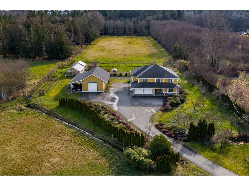 Main Photo: 19776 8 AVENUE in Langley: Campbell Valley House for sale : MLS®# R2435822