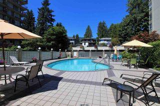 Photo 1: 415 1425 ESQUIMALT AVENUE in West Vancouver: Ambleside Condo for sale : MLS®# R2464523
